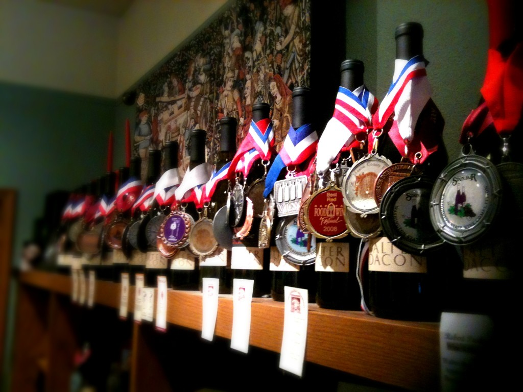 Award Winning Wine, Walter Dacon Winery. Tasting Room & Retail Store.