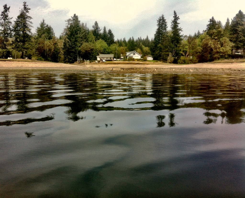 Kayak View, Hammersley Inlet